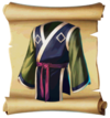 Clothes Apprentice Robes Blueprint