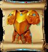 Armors Golden Heart Blueprint
