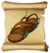 Footwear Druidic Shoes Blueprint