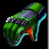 Venomous Hands Thumbnail