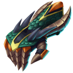 Gauntlets Dragonscale Gauntlets