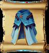 Clothes Sage's Robe Blueprint