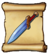 Daggers Bronze Dagger Blueprint