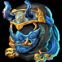 Hats Oni Assassin Mask Blueprint