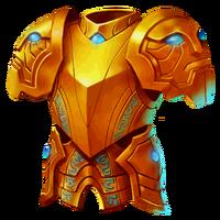 Armors Golden Heart