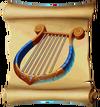 Music Harp Blueprint
