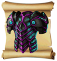 Armors Oracle's Armor Blueprint.png