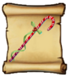 Staves Candy Cane Staff Blueprint