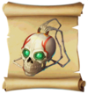 Pendants Skeleton Ward Blueprint