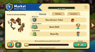 Summary Market