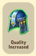 ItemQualityIncreasedGoodScale Helmet