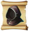 Hats Thief's Hood Blueprint
