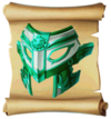 Hats Jade Visage Blueprint