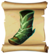Footwear Elven Boots Blueprint