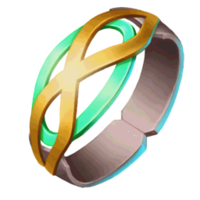 Rings Rabbit Ring