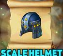 Scale Helmet