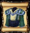 Vests Mystic Vest Blueprint