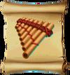 Music Pan Flute Blueprint