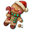Remedies Gingerbread Man Blueprint