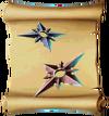 Projectiles Shuriken Blueprint