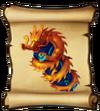Spells Dragon Totem Blueprint