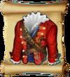 Vests Pirate Leathers Blueprint