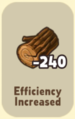 EfficiencyIncreased-240Wood