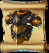 Vests Bear Armor Blueprint