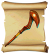 Staves Crow Stick Blueprint