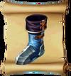 Boots Adventurer's Boots Blueprint