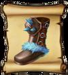 Boots Wildling Boots Blueprint