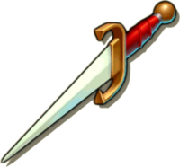 Daggers Parrying Dagger