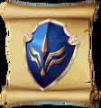 Shields Adventurer's Shield Blueprint.png