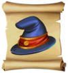 Hats Magic Top Blueprint