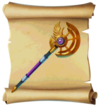 Staves Luna Rod Blueprint