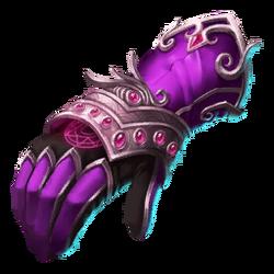 Gloves Nether Gloves