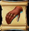 Gloves Gloves Blueprint.png