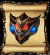 Shields Demon Shield Blueprint