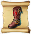 Footwear Pirate Boots Blueprint