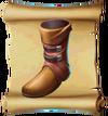 Boots Heavy Boots Blueprint