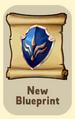 ItemBlueprintUnlockedAdventurer's Shield