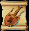 Music Golden String Blueprint