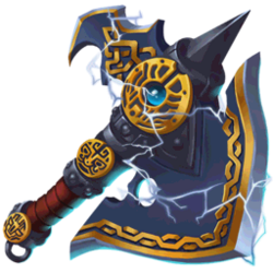 Axes Storm Splitter
