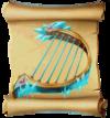 Music Frozen Harp Blueprint