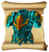 Armors Gaia's Fortress Blueprint