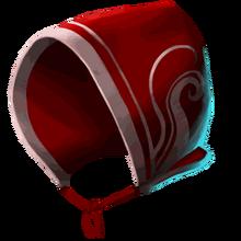 Hats Scarlet Coif