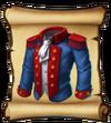Clothes Patriot's Jacket Blueprint