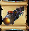 Guns Bomb Launcher Blueprint