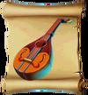 Music Lute Blueprint