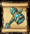 Maces Relic Hammer Blueprint